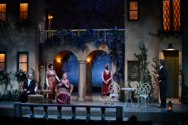 Photo Flash: First Look at Company of Fools' ENCHANTED APRIL