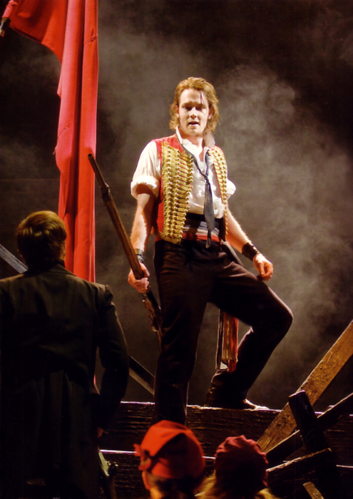 David Thaxton Remarks On Playing Multiple Roles In LES MISERABLES UK