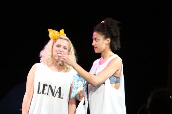 Photos: First Look at TOO MANY LENAS 3: LET THEM EAT CAKE, Opening Tonight at 2014 Ice Factory Festival