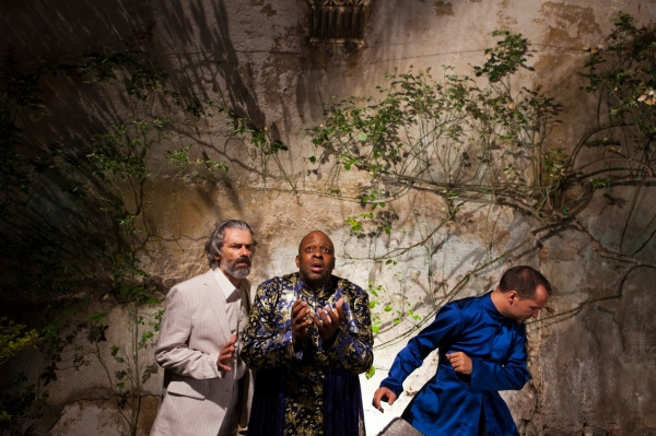 Photo Flash: First Look at Compagnia de Colombari's ORFEO IN ORVIETO