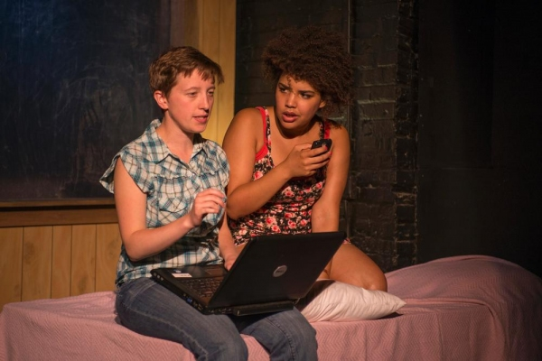Photo Flash: The New Colony Presents ORVILLE AND WILBUR DID IT!, Now Through 7/20