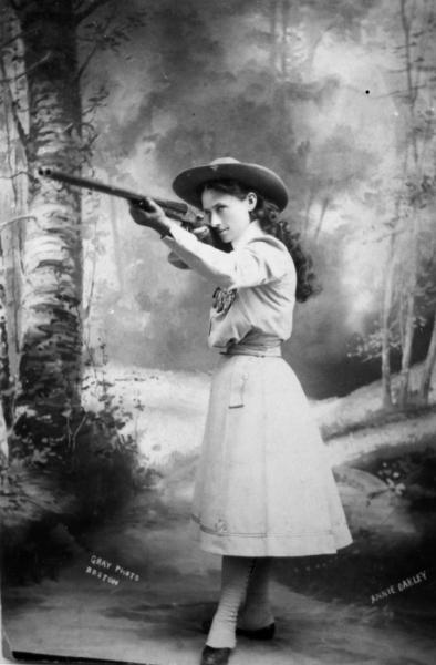 Photo Coverage: Haven Academy's ANNIE GET YOUR GUN Brings the Wild West to El Segundo