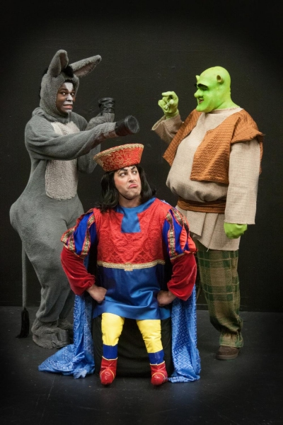 Photo Flash: SHREK THE MUSICAL Comes to York Little Theatre, 7/18-20 & 24-27