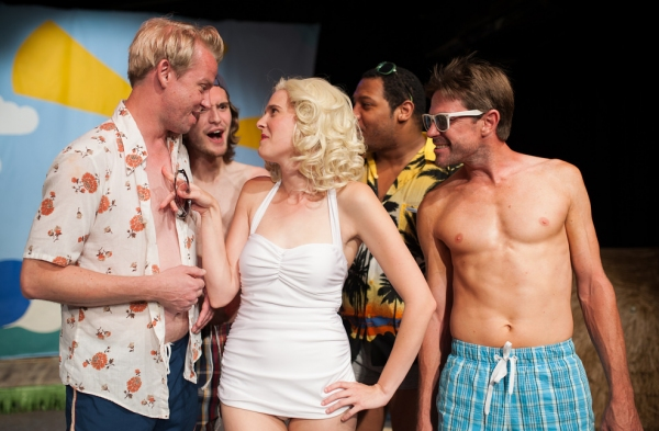 Photo Flash: City Theatre Presents PSYCHO BEACH PARTY, 7/3-13