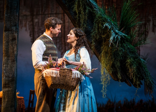 Photo Flash: BRIGADOON at Goodman Theatre, Now Through 8/10