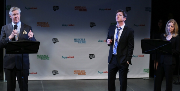 Photo Flash: Inside the New York Musical Theatre Festival's 2014 Preview with Lena Hall, J. Robert Spencer, Robin De Jesus & More!