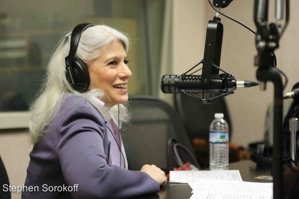 Photo Coverage: Susan Schulman Guests on 'Backstage With Peter LeDonne'