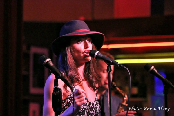 Photo Flash: Jackie Burns, Teal Wicks, Adrienne Warren and Jane Monheit at FRANK & FRIENDS