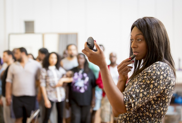 Photo Flash: In Rehearsal with the Company of PORGY AND BESS at Regents Park Open Air Theatre