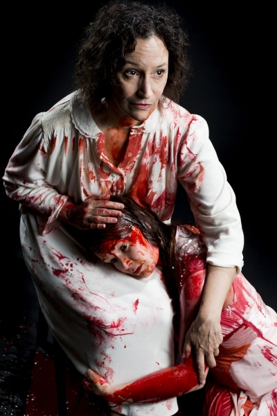 Photo Flash: Sneak Peek at Barbara Walsh in Studio 2ndStage's CARRIE in Washington, D.C.