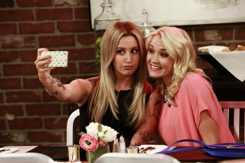 PHOTO: First Look - Ashley Tisdale Guest Stars on ABC Family's YOUNG & HUNGRY