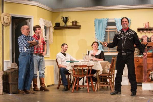 eff Rossman, Thomas Ovitt as Jimmy Curry, William H. Greenage IV as Noah Curry, Stacy Photo