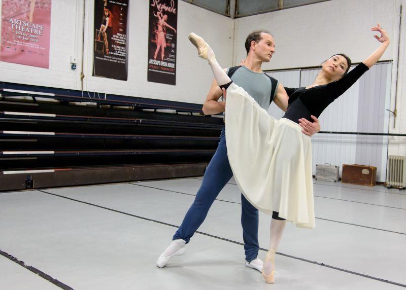 Tracy Li and Daniel Rajna