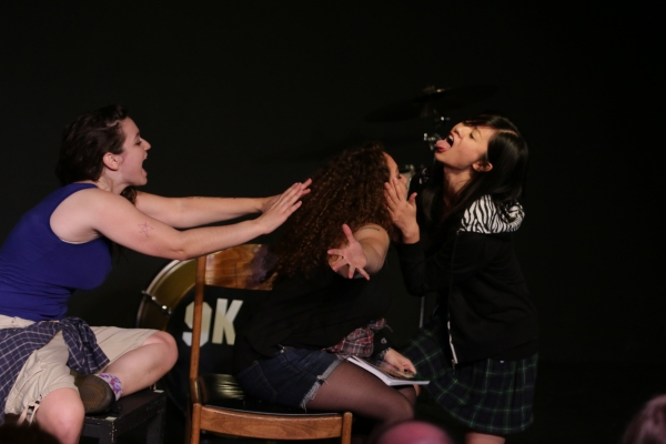 RIOT GRRRL SAVES THE WORLD Wins Encore Award, One More Performance Added