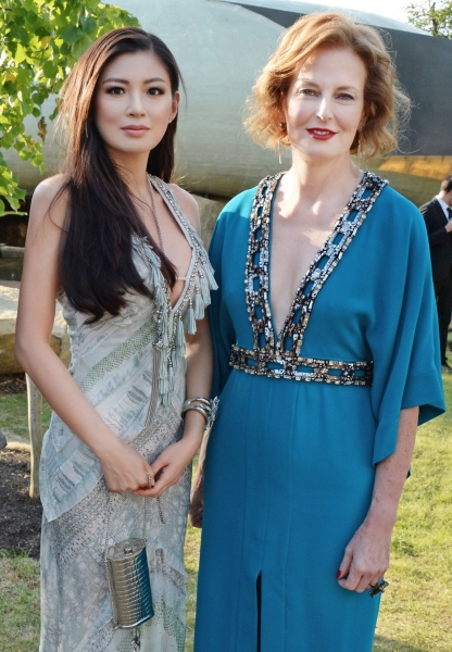 Photo Coverage: Princesses Beatrice and Eugenie, Bradley Cooper, Keira Knightly and More The Serpentine Summer Party