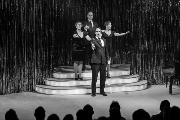 Photo Coverage: Elaine Paige And More At FORBIDDEN BROADWAY!