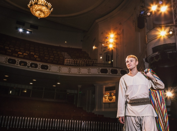 Photo Coverage: GO GO GO JOSEPH! Danielle Hope and Lloyd Daniels Ready For DREAMCOAT Tour!