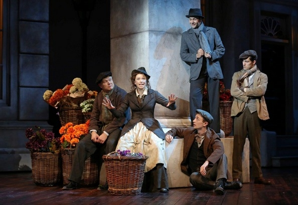 Photos: First Look at Helen Anker, Tony Sheldon and More in Guthrie's MY FAIR LADY