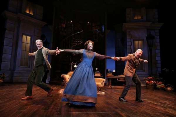 Photo Flash: First Look at Helen Anker, Tony Sheldon and More in Guthrie's MY FAIR LADY