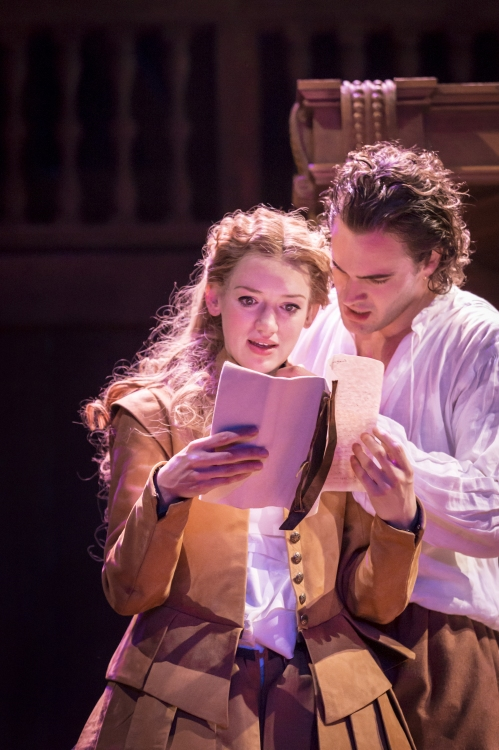 Photo Flash: First Look at the World Premiere of West End's SHAKESPEARE IN LOVE