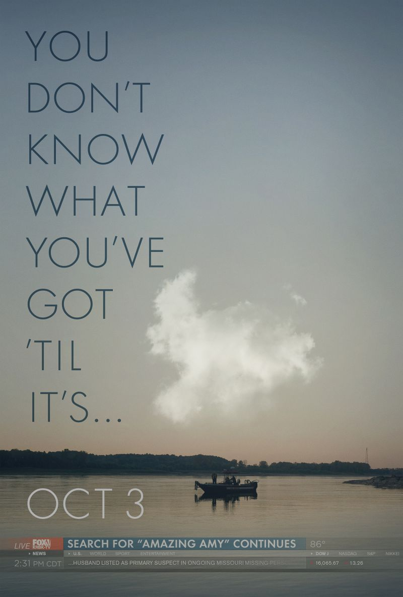 VIDEO: Neil Patrick Harris Gets Creepy in New Trailer for GONE GIRL! New Poster Revealed!