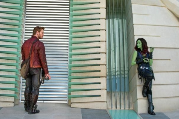 Photo Flash: First Look - All-New Images from GUARDIANS OF THE GALAXY