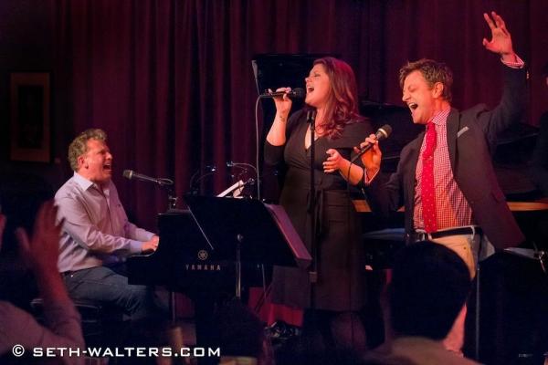 Photo Flash: Marilyn Maye, Jim Caruso and More at Jane Monheit's Jazz Party Kick-Off at Birdland