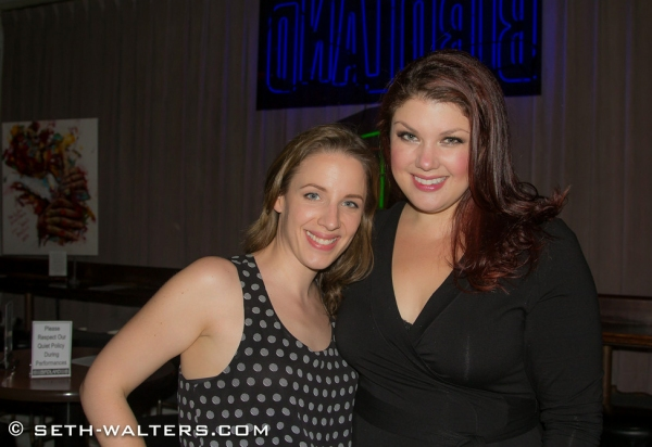 Jessie Mueller and Jane Monheit
