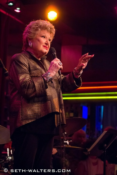 Photo Flash: Marilyn Maye, Jim Caruso and More at Jane Monheit's Jazz Party Kick-Off at Birdland
