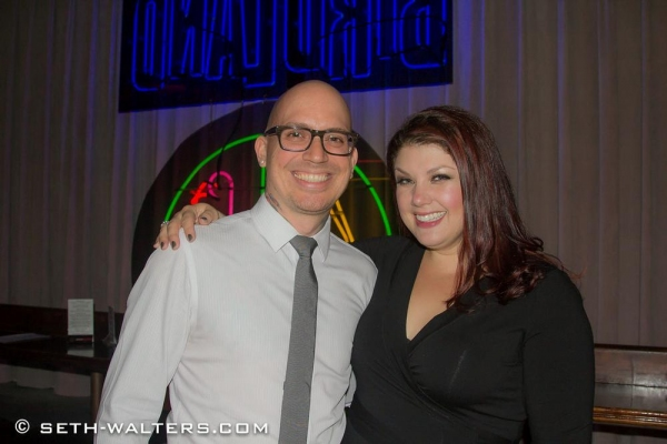Rick Montalbano and Jane Monheit Photo