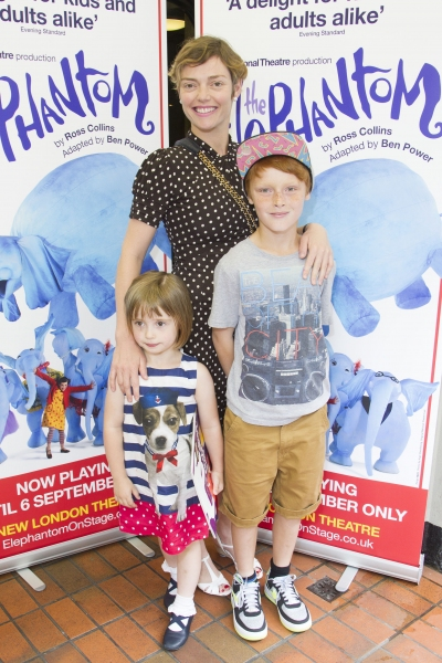 Photo Flash: Angela Griffin, Damian Lewis and More Celebrate THE ELEPHANTOM Opening at the New London Theatre