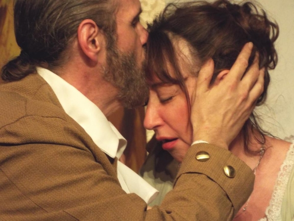 Photo Flash: First Look at LES LIAISONS DANGEREUSES at ActorsNET