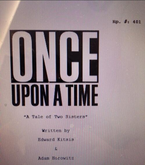 'Once Upon a Time' Creator Teases First FROZEN Episode on Twitter!