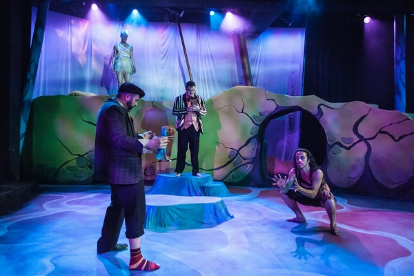 Photo Flash: First Look at Portland Shakespeare Project's THE TEMPEST, with Linda Alper, Matt Kerrigan & Mike Dunay