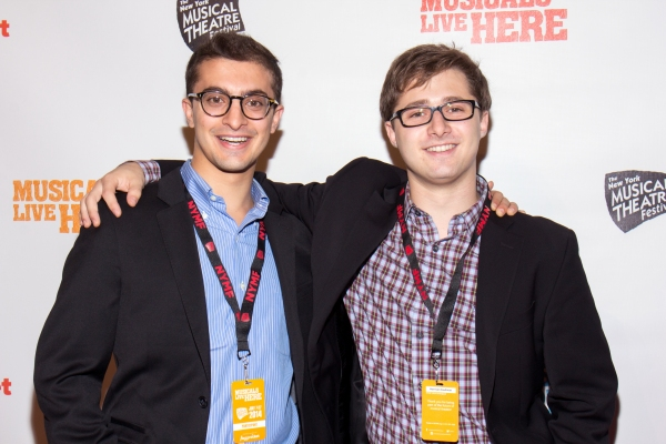 Photo Flash: Inside Opening Night of the 2014  New York Musical Theatre Festival!
