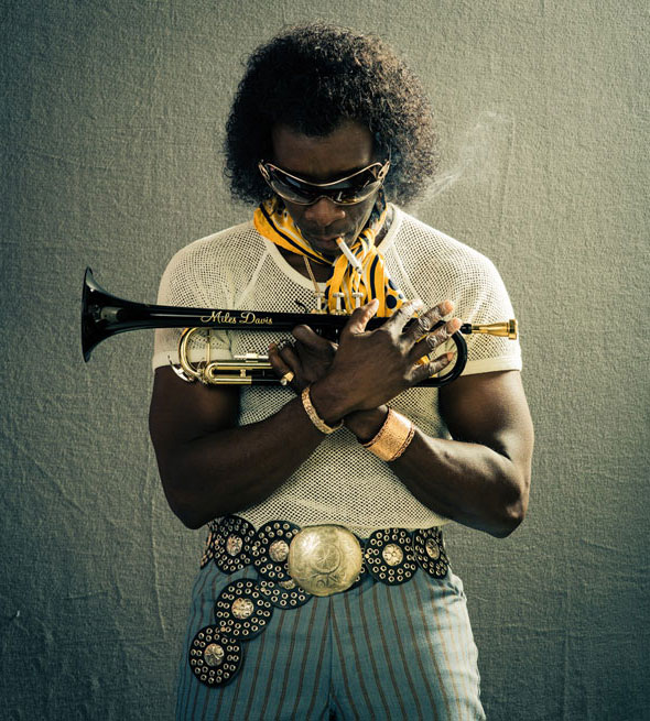 FIRST LOOK - Don Cheadle as Music Legend Miles Davis in New Biopic MILES AHEAD