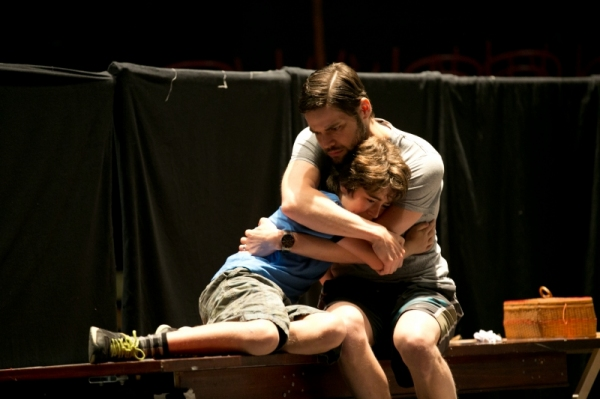 Photo Flash: A.R.T.'s FINDING NEVERLAND - Full Rehearsal Shots!