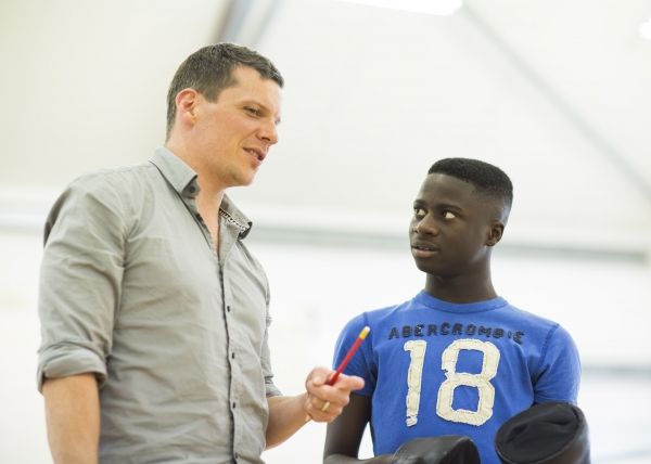 Photo Coverage: Sneak Peek! SHREK UK Tour, Directed By Nigel Harman!