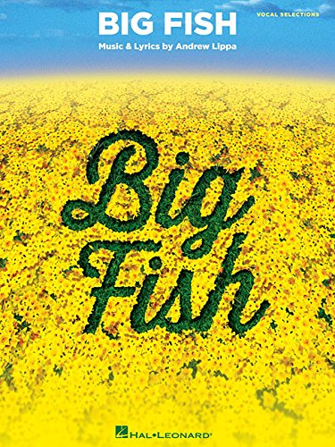 BIG FISH Vocal Selections Now Available