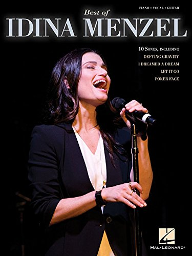 THE BEST OF IDINA MENZEL Vocal Selections Out Today