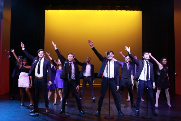 Photo Flash: Tituss Burgess, Spencer Liff and More at Broadway Dreams Foundation's 'TAKE IT TO THE LIMIT' in LA