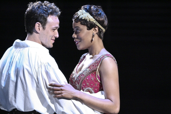 Photo Flash: First Look at Jack Mikesell and Christina Elmore in SCLA's ROMEO AND JULIET