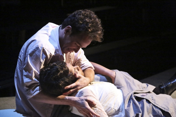 Jack Mikesell (Romeo) and Christina Elmore (Juliet) Photo