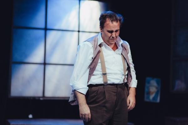 Ned Averill-Snell as Paul Gauguin