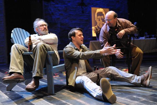 Rick Foucheux, Brad Koed, and Darius Pierce Photo