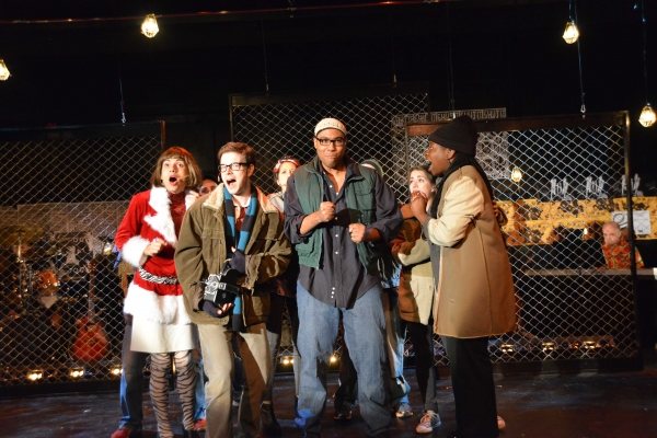 Photo Flash: First Look at Peregrine Theatre Ensemble's RENT
