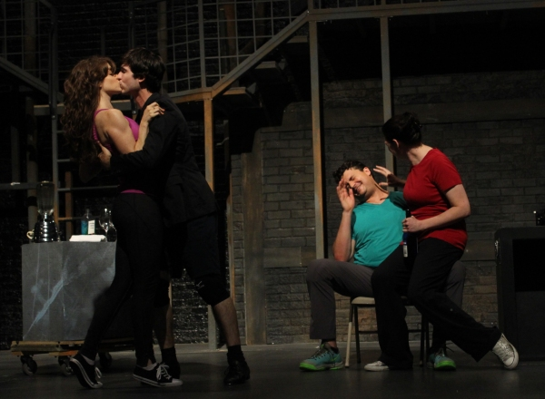 Photo Coverage: Cady Huffman, Kate Shindle & More Preview REVOLUTION IN THE ELBOW OF RAGNAR AGNARSSON FURNITURE PAINTER