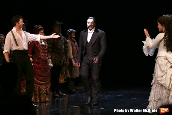 Photo Coverage: THE PHANTOM OF THE OPERA Celebrates 11,000th Performance on Broadway!