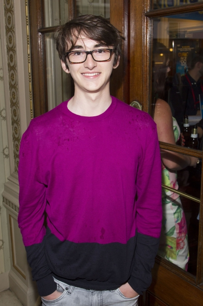 Photo Flash: Opening Night of West End's THE CURIOUS INCIDENT OF THE DOG IN THE NIGHT-TIME