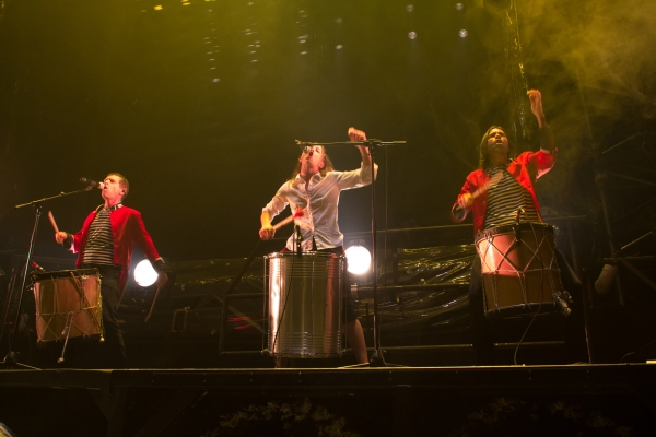 Photo Coverage: Fuerza Bruta Celebrates Opening Night of  WAYRA